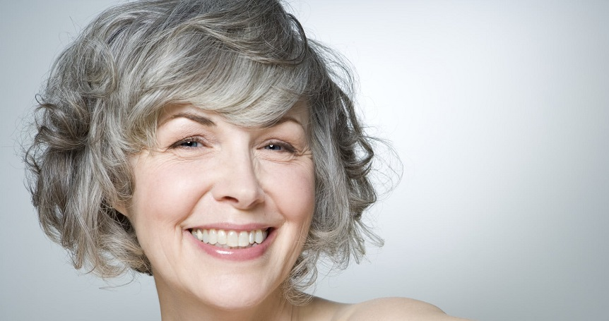 take care of aging hair